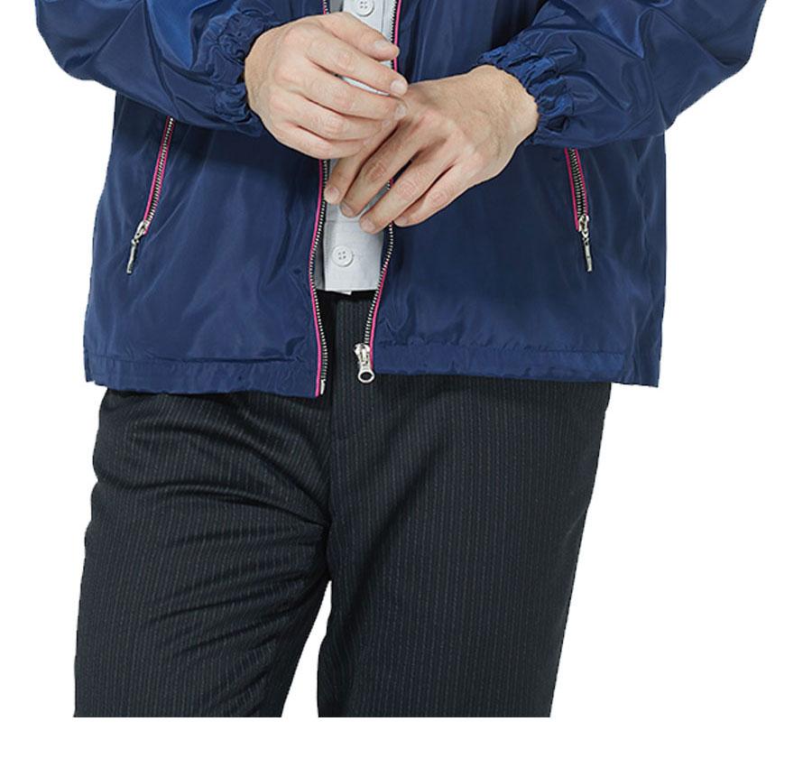 阳光朝露工作服夹克