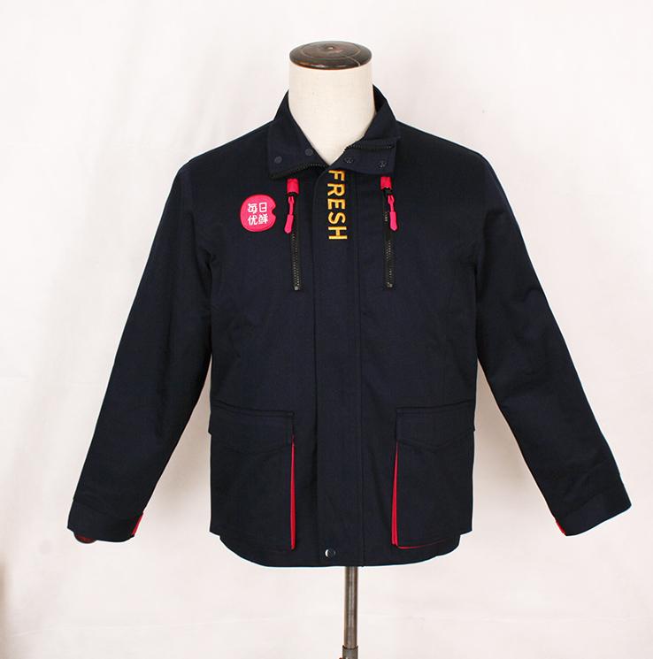 工作服定制要点和清洗程序-北京订制工作服厂