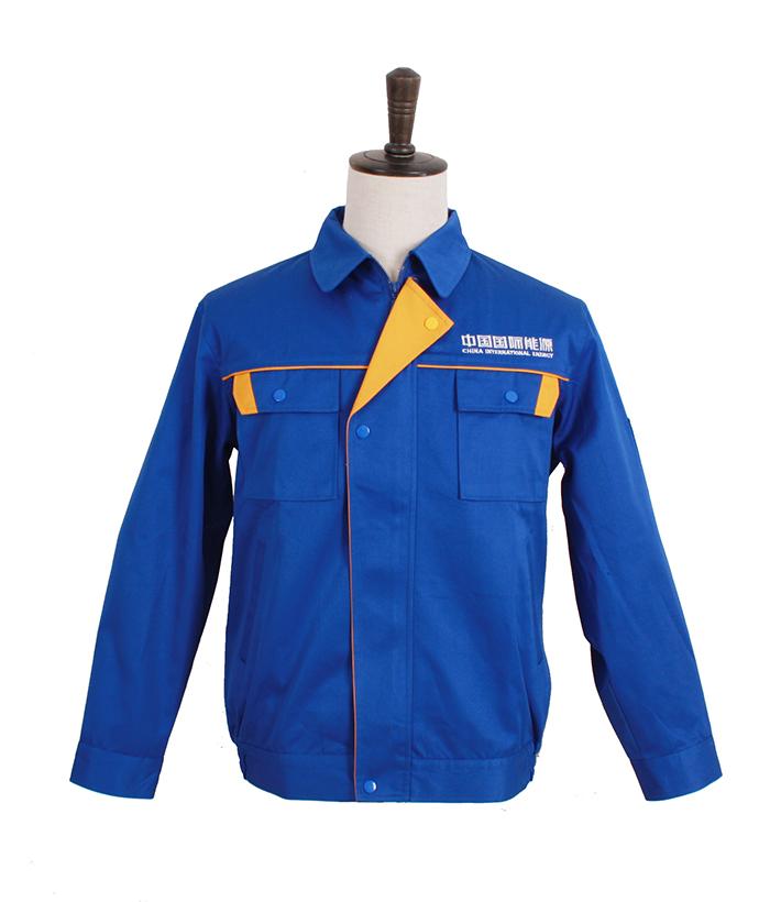 怎样选择工作服款式呢-订做工服