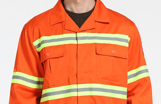 阻燃工服订制厂定制的防护服特性