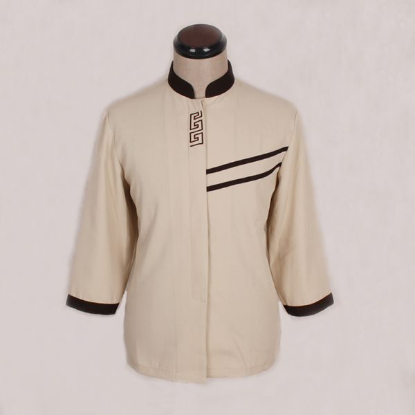 订制纯棉工作服清洗与维护保养的方式-订做工服