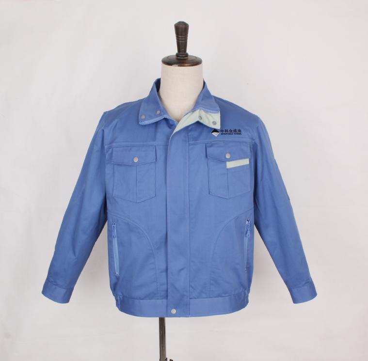 工作装定制合身是关键-订做员工工服厂家